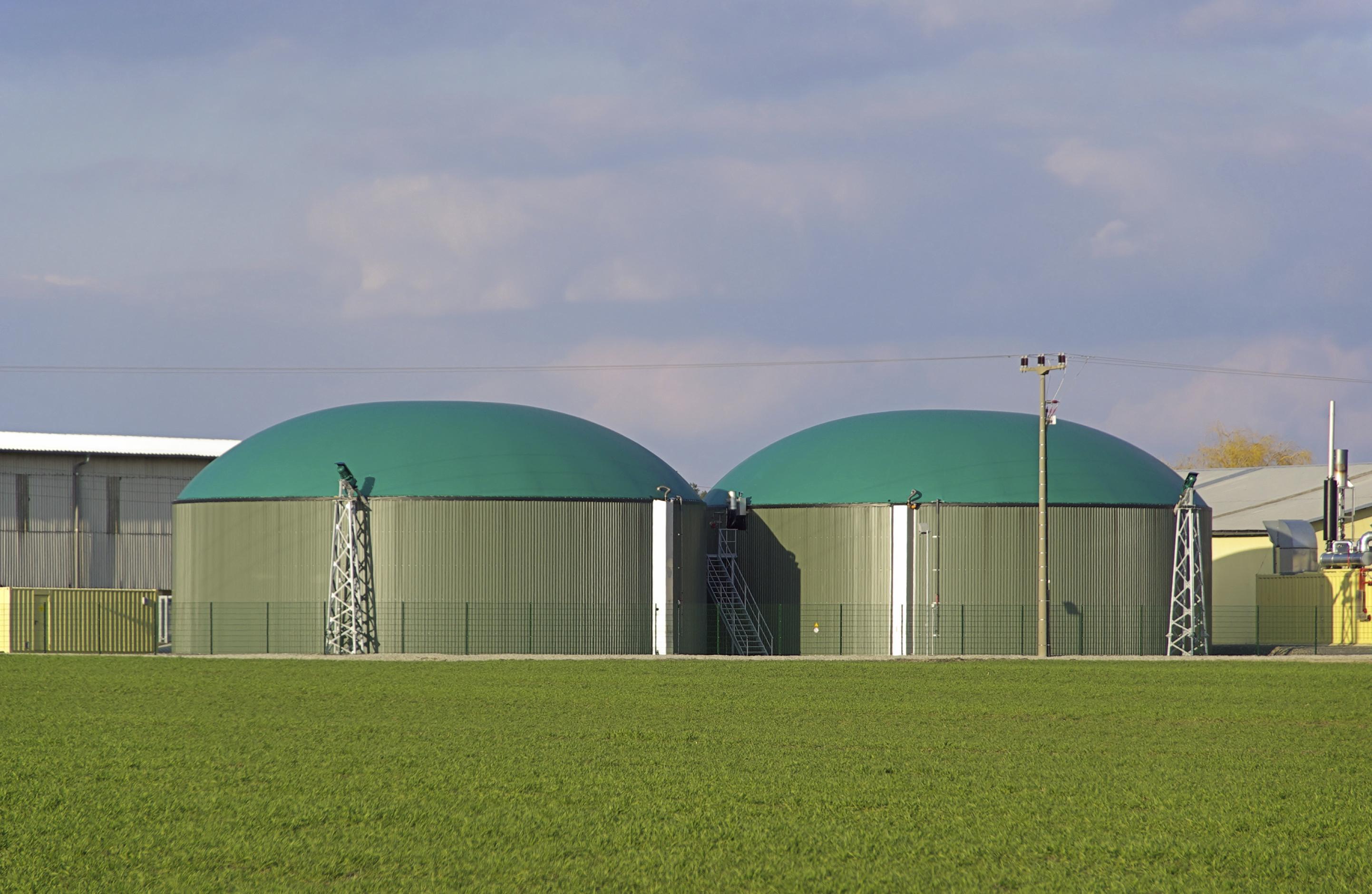 Biogasanlage 04